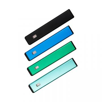 Best Seller Plastic E-Cigarette 0.5ml Cartridge Disposable Vape Pen Cbd