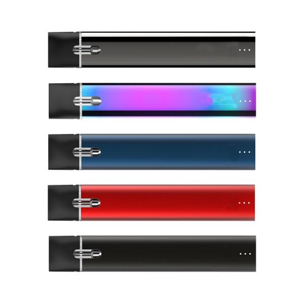 2020 Best Seller Disposable Pod System Hqd Cuvie Mini Ecig #1 image